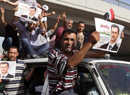 Il blocco degli USA alla Siria sarà un problema arabo