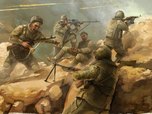 Quando 23 operativi del KGB sconfissero 372 mujahidin in Afghanistan
