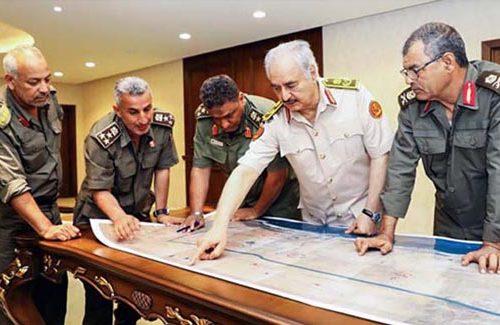 Libia, l'Esercito Nazionale avanza mentre gli islamisti collassano