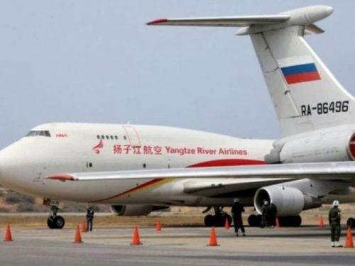Militari cinesi arrivano in Venezuela con aiuti umanitari