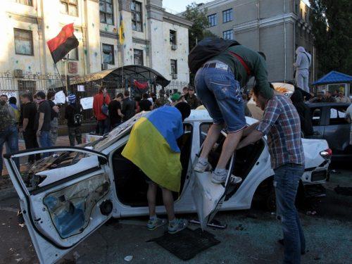 Mentre l'Ucraina sprofonda, gli USA usano i fascisti