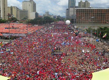 """""""L'imperialismo non comprende la resistenza del popolo venezuelano"""""""