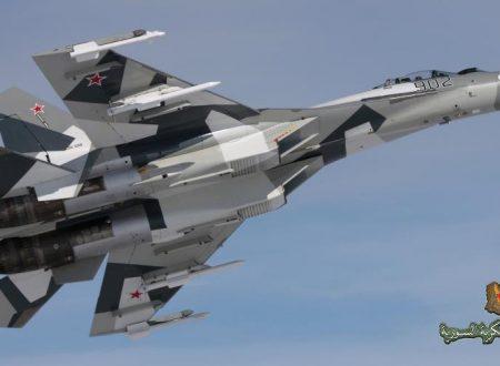 Perché il Su-35 all'Egitto è una pessima notizia per gli USA