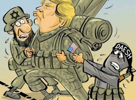Washington e le sue guerre contro l'umanità