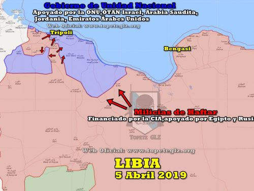 Il futuro vincitore della nuova guerra in Libia