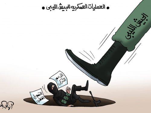 Gli statunitensi fuggono davanti l'avanzata di Haftar su Tripoli