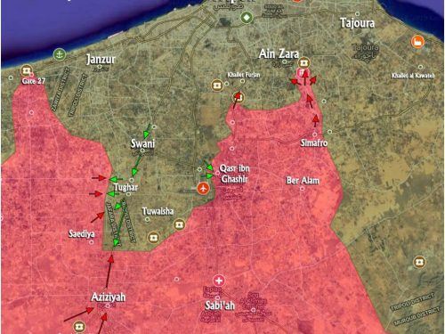 L'Offensiva su Tripoli