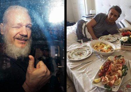 Perchè l'Ecuador ha venduto Assange