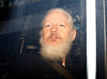 L'arresto di Assange, punto di svolta