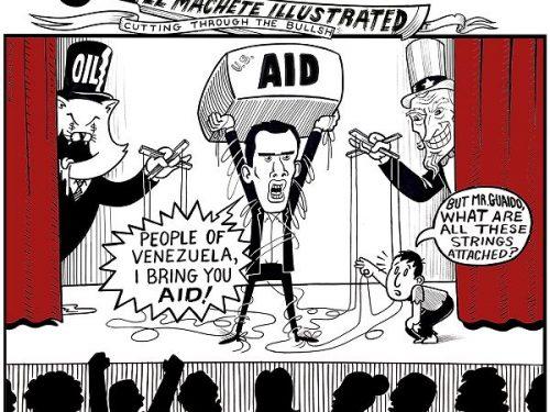 Gli USA sono impegnati in azioni militari segrete contro il Venezuela