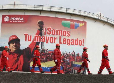 Il crocevia petrolifero: braccio di ferro tra USA e Venezuela