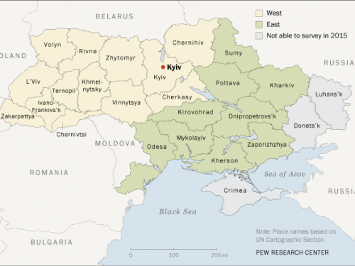 Elezioni ucraine: Poroshenko perde, il regime sopravvive