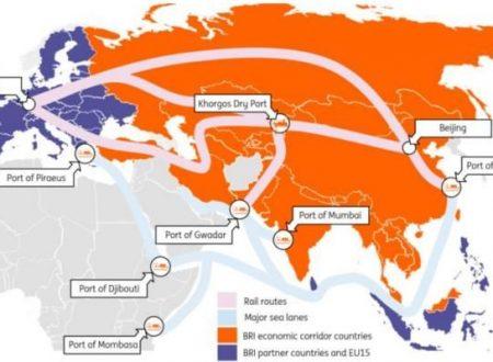 La Cina continua a conquistare l'Europa