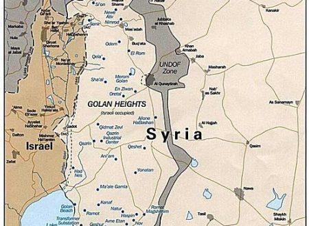 Il piano d'annessione del Golan è un'illusione israeliana