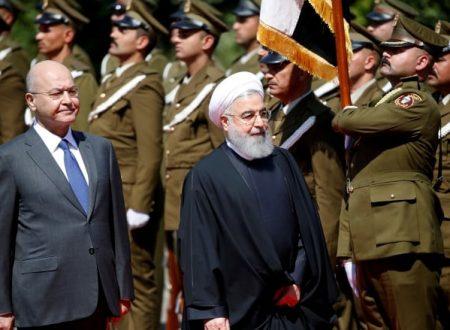 In Iraq, mentre l'influenza USA si ritira, avanza quella dell'Iran