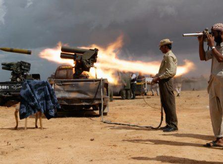 La battaglia di Libia: frutto del cambio di regime USA-NATO