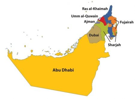 Gli Emirati Arabi Disuniti