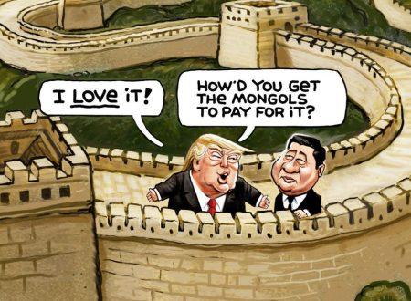 La strategia del contenimento degli USA è errata