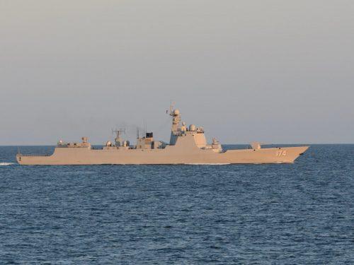 La Cina aggiunge 2 cacciatorpediniere Tipo 052D alla sua flotta
