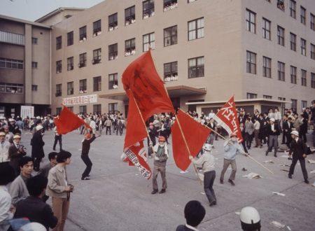 Giappone 1968: la rivolta studentesca più lunga e violenta del mondo