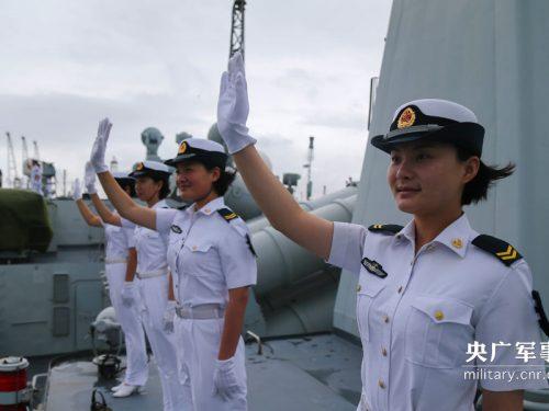 Una potente Marina cinese è garanzia di pace nel Mar Cinese Meridionale