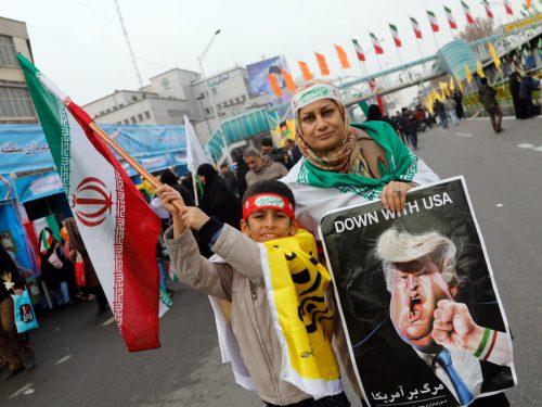 Gli obiettivi degli USA in Iran, dominare il commercio globale