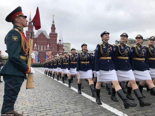 Perché la Russia ha vinto la corsa agli armamenti