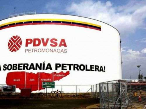 Gli USA importano petrolio dal Venezuela
