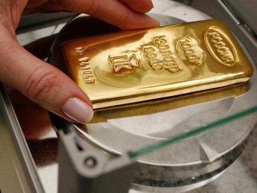La Russia è il primo acquirente di oro nel 2019