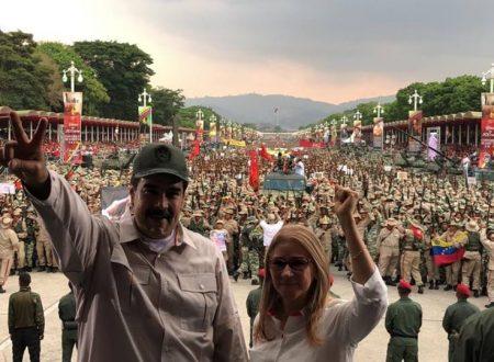 Rivoluzione Bolivariana del Venezuela e pacifisti 'guerrafondai'