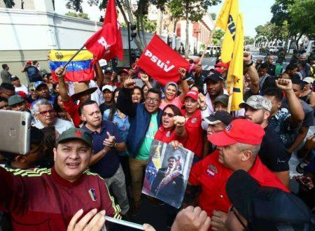La nuova strategia statunitense: affamare la base sociale del Chavismo