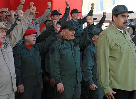 Scenari per spiegare l'opzione militare degli USA in Venezuela