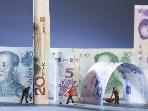 La Cina effettua massicce vendite di bond degli USA