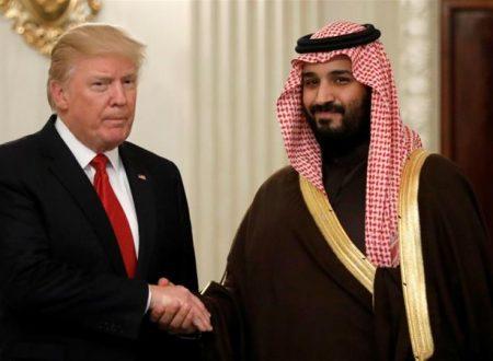 USA e Arabia Saudita: l'alleanza del cavallo