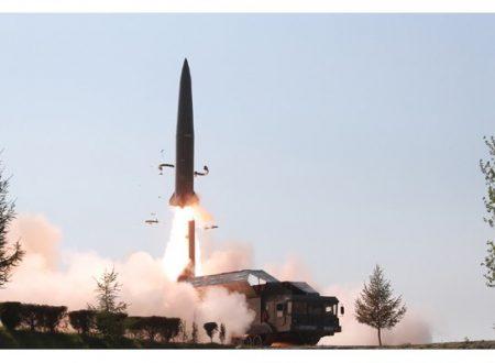 La Corea democratica ha i suoi missili Iskander