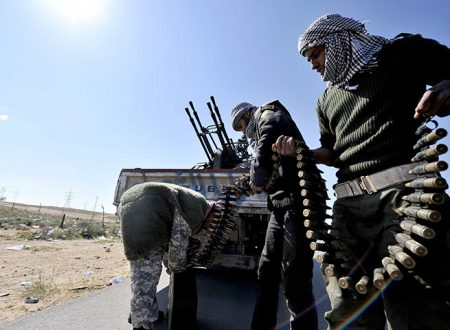 MI6, Intelligence turca e GNA portano 6000 terroristi dalla Siria a Tripoli