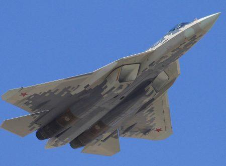 La Russia acquisirà 76 caccia Su-57