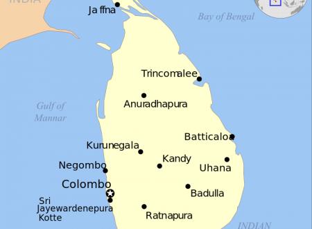 Gli attentati non altereranno i legami tra Cina e Sri Lanka