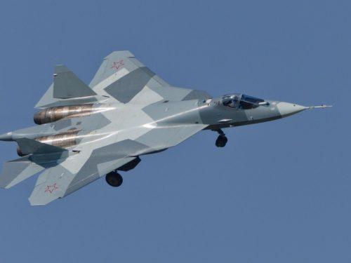 Gli aerei da guerra Statunitensi non possono competere con i velivoli russi