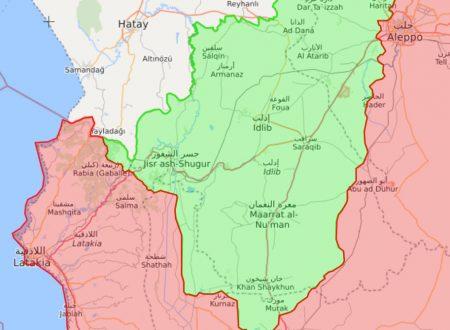 Russia e Siria si preparano ad attaccare Idlib