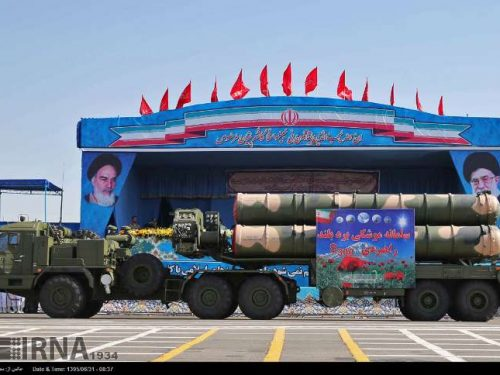 L'Iran sviluppa la difesa aerea