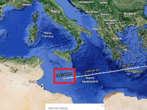 Le portaerei USA nel Mediterraneo sono preda dei missili russi