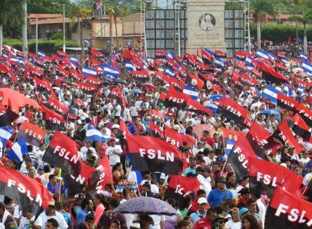 Daniel Ortega: Il sangue di Sandino scorre nelle nostre vene