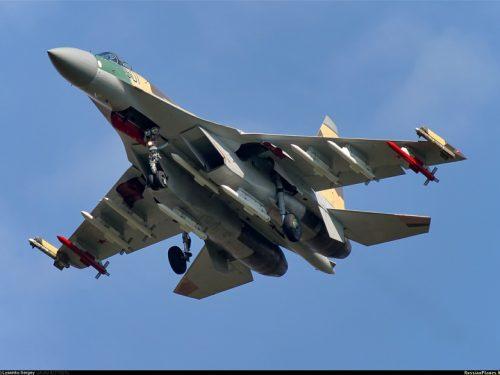 L'F-22 non potrà superare il Su-35 russo