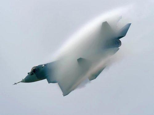 La Russia sviluppa un nuovo missile per i caccia Su-57