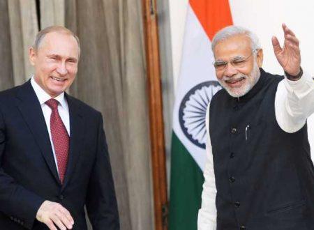 A chi servono gli USA? L'India dà la priorità alla Russia