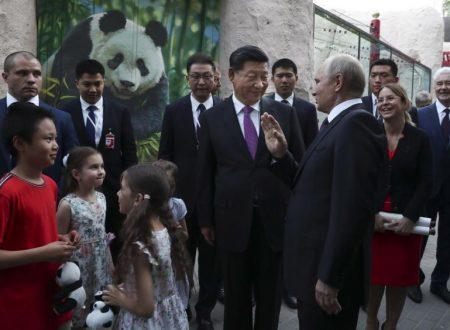La diplomazia del panda