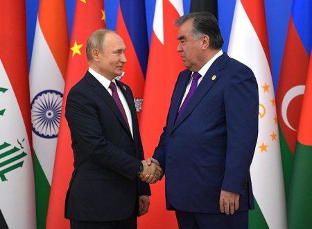 Discorso di Vladimir Putin alla Conferenza sulle misure di interazione e rafforzamento della fiducia in Asia (CICA)