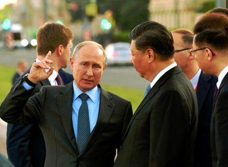 Xi e Putin portano i legami bilaterali nella nuova era