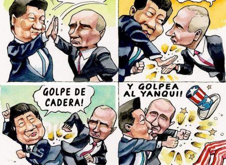 Putin, Lavrov e Xi chiedono la fine del MAD